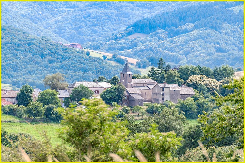 le village de Saint-André
