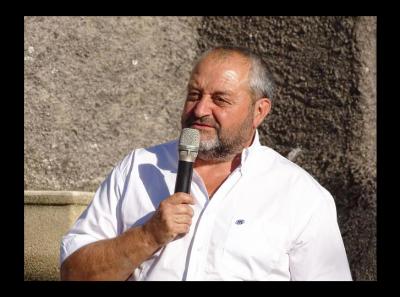 ESPITALIER Jean-Luc Maire de Saint-André