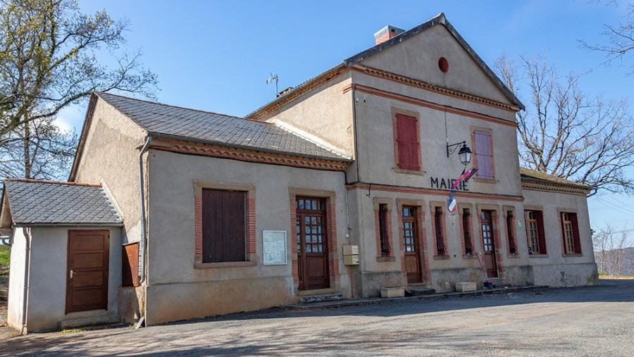 la mairie de Saint-André