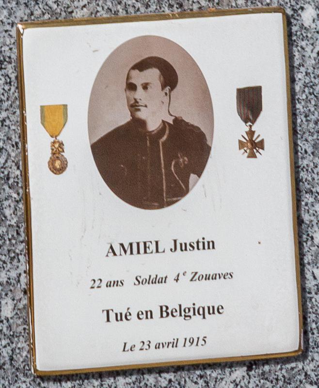 AMIEL Justin