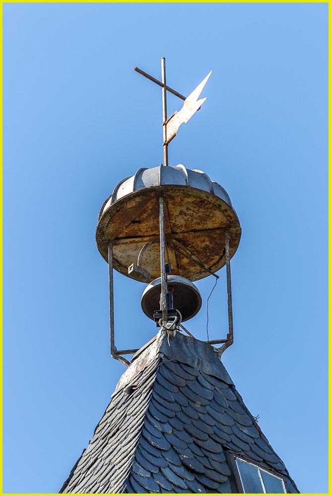 campanile de l'église de Saint-André