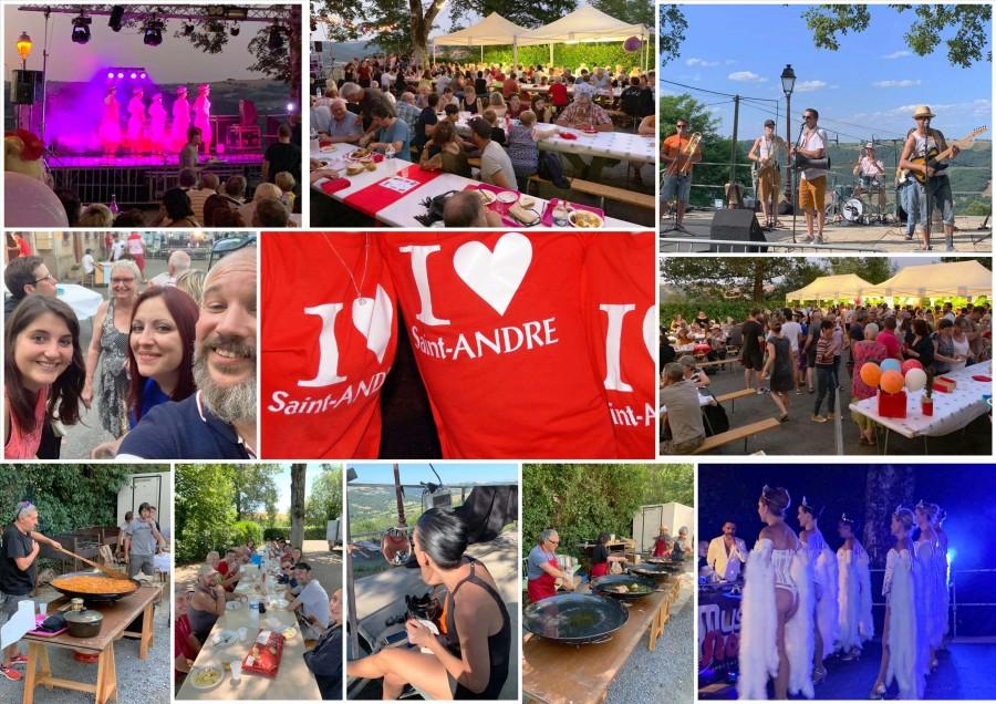 Fête de Saint-André 2019